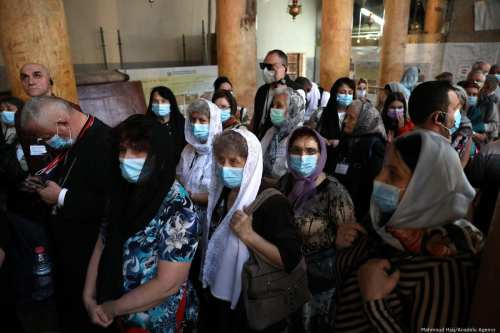 Israel socava los esfuerzos palestinos para combatir el coronavirus