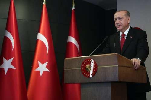 Erdogan de Turquía: Nadie puede tomar las tierras de Palestina