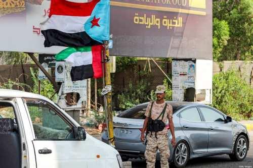Separatistas del Yemen apoyados por los Emiratos Árabes Unidos llegan…