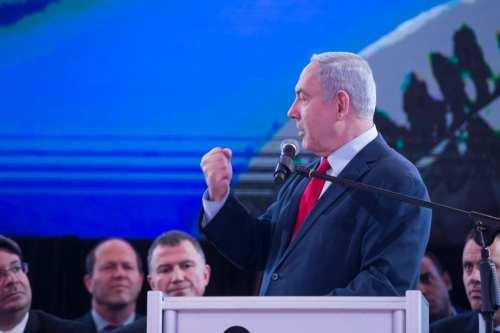 Netanyahu: 'Anexaremos el 30% del área de Cisjordania a Israel'