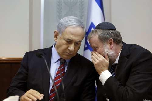 Israel: El Likud intensifica la campaña de incitación contra el…