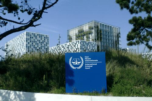 Fiscal de la Corte Penal Internacional: la solicitud de investigación…