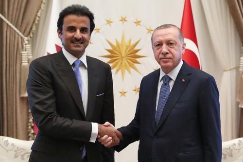 Turquía recibe un impulso económico por parte de Qatar