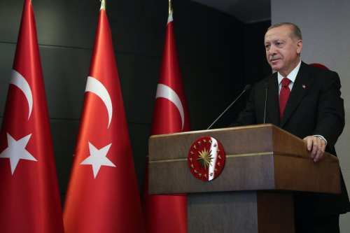 Medios franceses: Turquía está jugando honestamente en Libia