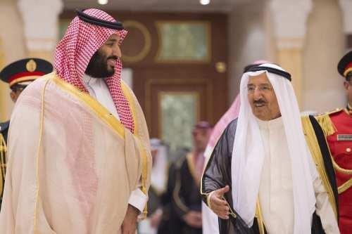 El emir de Kuwait es hospitalizado, el príncipe heredero se…