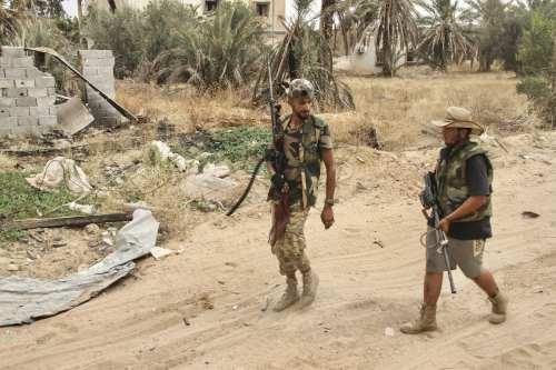 """El régimen sirio """"puede estar enviando mercenarios"""" para apoyar a…"""