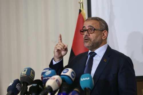 """Mishri de Libia: """"Acordamos con Turquía repeler la agresión de…"""