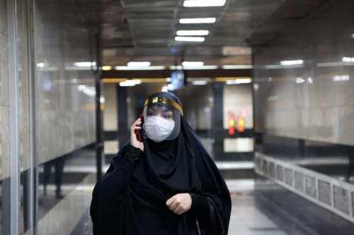 Rouhani dice que 25 millones de iraníes se infectaron con…