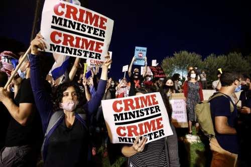 Israel: las protestas podrían terminar en un derramamiento de sangre,…