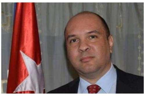 Delegación de Hamas se reúne con el embajador de Cuba…