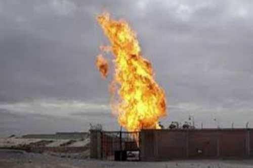 Egipto: El incendio de un oleoducto deja un saldo de…