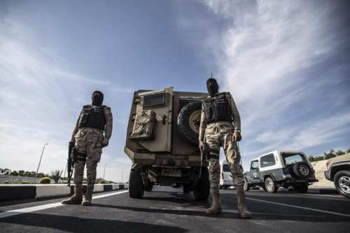 Egipto: El Parlamento apoya el despliegue militar en el extranjero,…