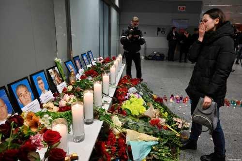 Los datos de voz recuperados del avión ucraniano derribado hacen…
