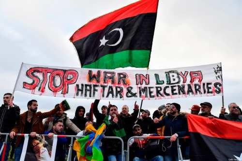 Libia se queja ante el Consejo de Seguridad condenando a…