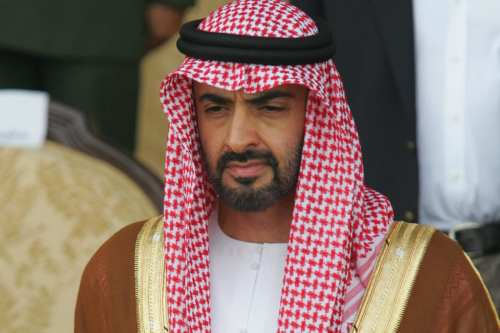 El líder de los Emiratos Árabes Unidos, Mohammed Ben Zayed,…
