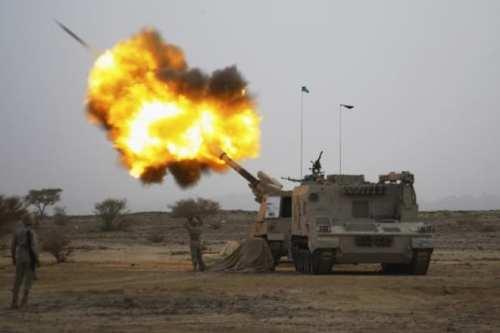 Hutíes del Yemen: Hemos bombardeado instalaciones militares en Arabia Saudita