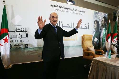 Argelia nombra a un nuevo comandante de la Gendarmería Anticorrupción