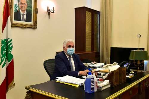 Última hora: Renuncia el gabinete del Líbano