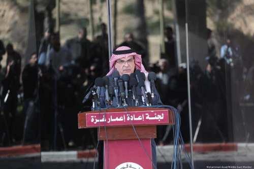 "Qatar: ""Nos enfrentamos a obstáculos para enviar ayuda a Gaza"""