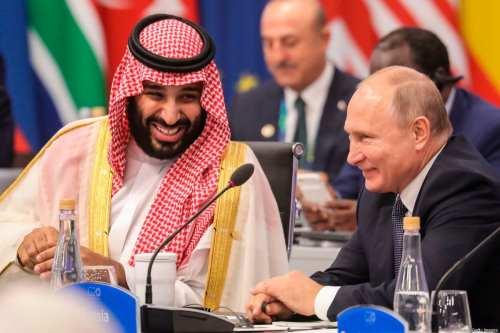 MBS presionó a Rusia para que interviniera en el conflicto…