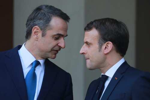 Francia aumentará su presencia militar en el Mediterráneo Oriental