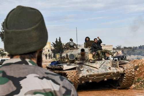Informe turco: Egipto envía fuerzas para apoyar a Assad en…