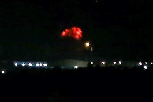 Israel ataca objetivos en Gaza