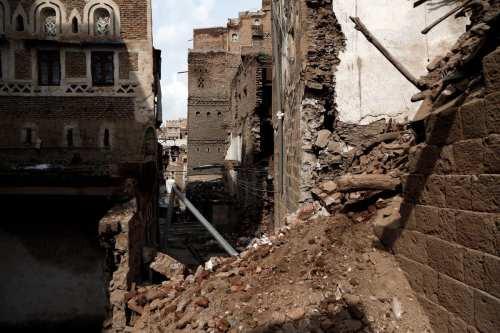 Yemen: Las fuertes lluvias destruyen 111 hogares en Sanaa