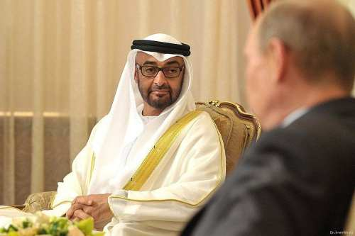 Bin Zayed habla con Washington para transferir la base de…