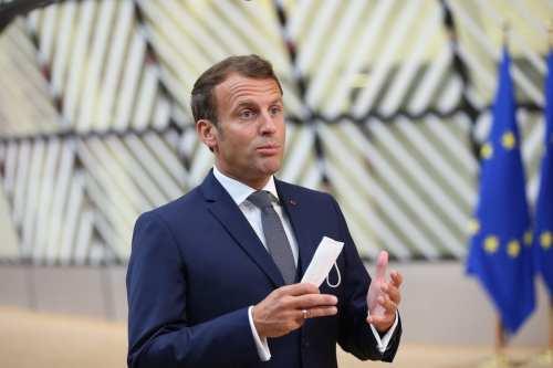 """Turquía rechaza la """"declaración arrogante de Macron con trasfondo colonial"""""""
