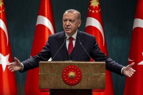 Erdogan: Turquía mantiene la calma a pesar de la provocación…