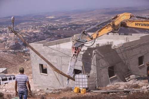 ONU: Israel ha demolido más de 500 construcciones palestinas en…