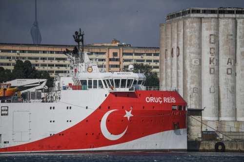 Turquía retira su barco de exploración del Mediterráneo Oriental