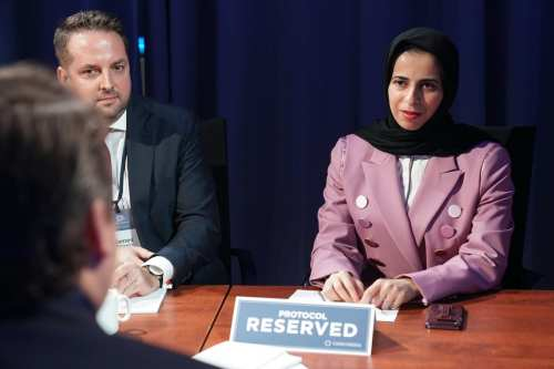 Qatar rechaza la normalización con Israel antes de resolver la…
