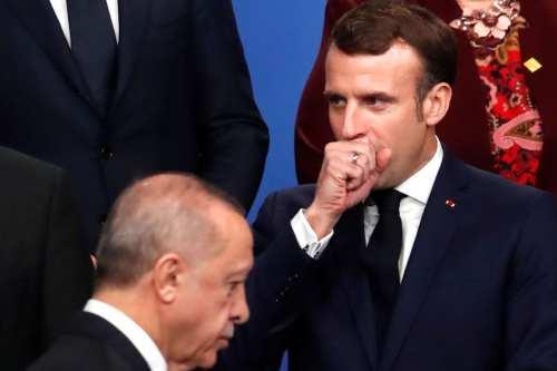 La tensión en el Mediterráneo Oriental dispara la venta de…