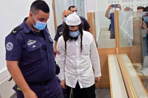 Rabinos de Israel emiten una declaración apoyando al terrorista israelí…