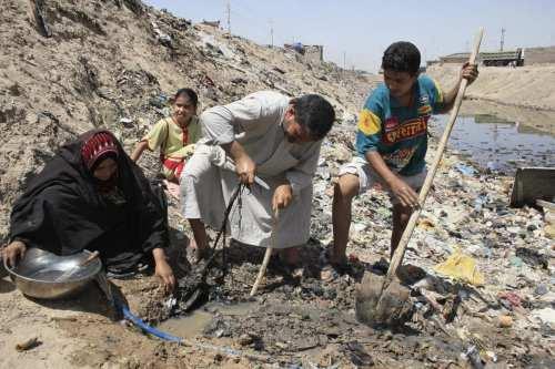 Las presas de Irán amenazan el suministro de agua irakí