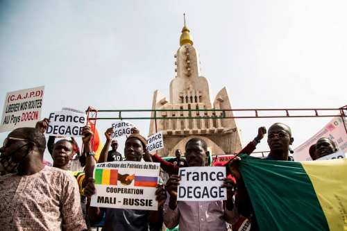 No puede haber estabilidad en Malí mientras dependa de Francia