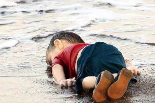 Recordando a Alan Kurdi