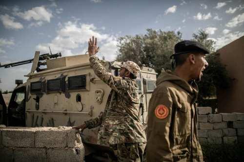 Turquía sigue entrenando a las fuerzas del GNA de Libia