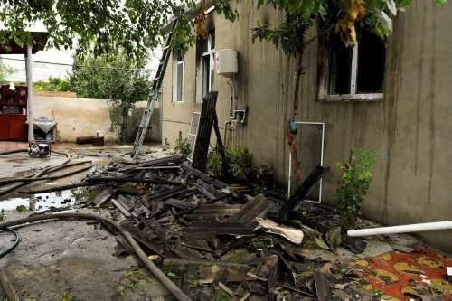 Las fuerzas armenias siguen bombardeando aldeas en Azerbaiyán