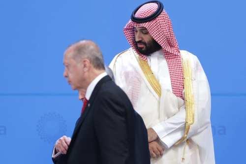 Arabia Saudita vio a Turquía como guardián de la seguridad…
