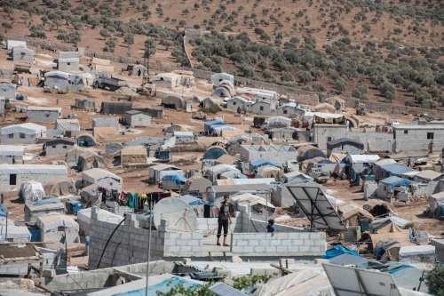 La beneficencia turca construye 600 viviendas para familias sirias