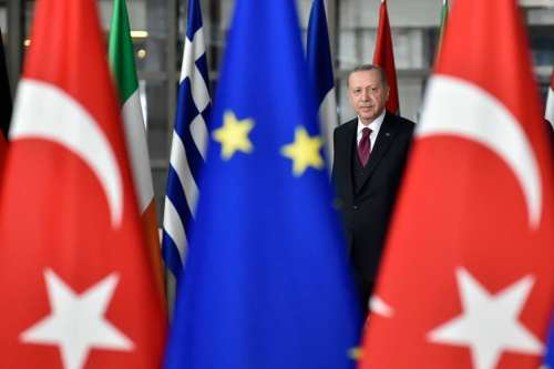 Tensiones entre la UE y Turquía sobre el Mediterráneo Oriental