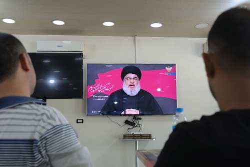 Hezbollah acusa a EE.UU. y a Arabia Saudí de frustrar…