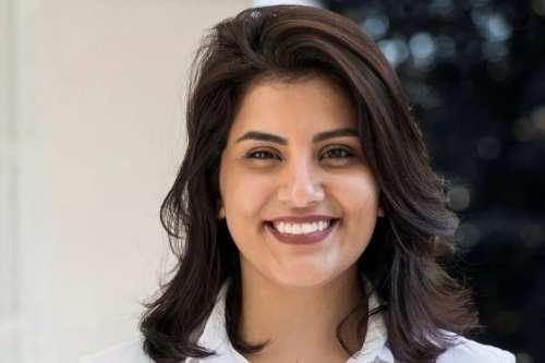 Activista saudí nominada para el Premio Nobel de la Paz