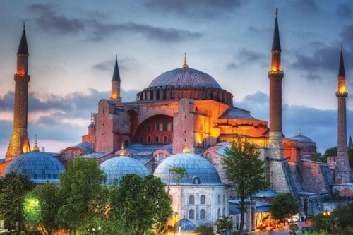 Descubre Hagia Sophia, Turquía