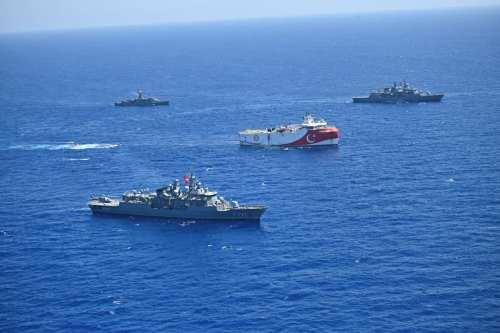 Turquía amplía la misión de sus buques de investigación en…