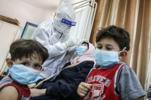 La OMS advierte sobre el colapso del sistema de salud…