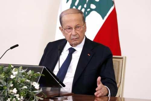 El presidente del Líbano destaca la importancia de preservar la…